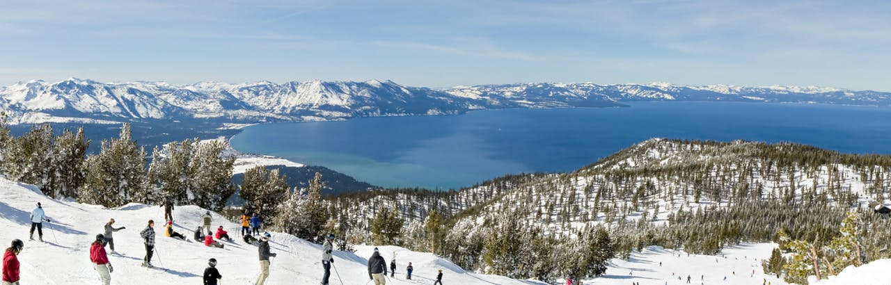 Lake Tahoe Vacation Rental Homes U0026 Cabins: Sierra Vacations By Natural  Retreats:
