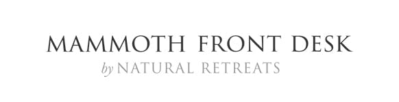 Mammoth Front Desk by Natural Retreats